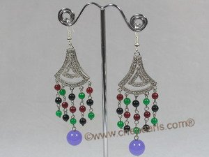 Chandelier earrings wholesale