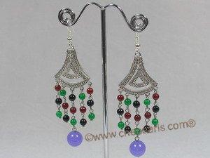 Chandelier earrings wholesale